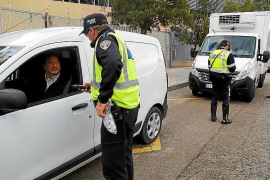 Palma police launch festive drinking and driving crackdown