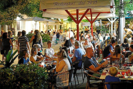 Palma restaurants will be closed for breaking noise rules
