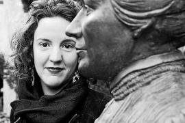 Clara Hammerl sculpture unveiled in Pollensa