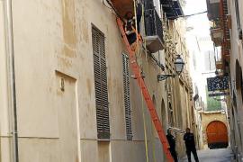 "Palma hotel work causing residents' ""nightmare"""