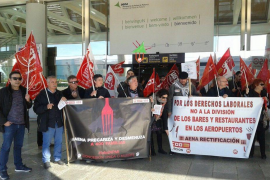Threat of new year industrial action at Palma airport