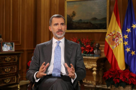 King Felipe calls for mutual respect in Catalonia