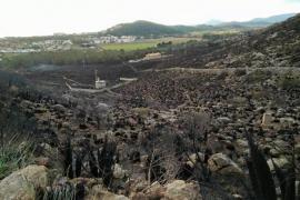 Puerto Pollensa fire under control