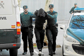 Remand and no bail for Costa d'en Blanes killer