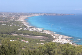 Vehicle limits in Formentera to be introduced from 2019