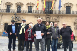 Manifesto against more tourist accommodation in Palma
