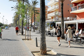 Agreement reached over terraces in Playa de Palma