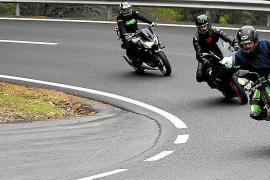 Controls demanded against motorbike racing in the mountains
