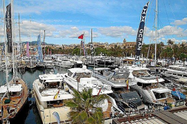 This year's Palma Boat Show the biggest ever