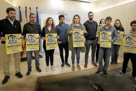 Palma town hall will not support rapper protest