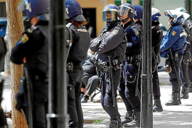 Ten arrested in Palma drugs operation