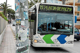 New bendy buses in Palma will have wifi