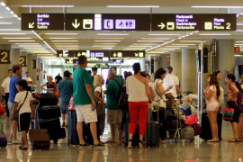 Airport expecting passenger numbers similar to July