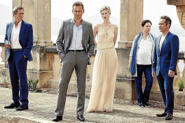 Majorca feeds off top TV series