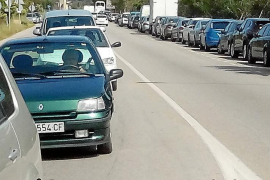 "Traffic in the Soller Valley increasing ""alarmingly"""