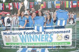 Thousands of footballers kick off the season in Santa Ponsa
