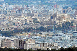 Airbnb offers in Palma down by a third
