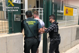 Four arrested for BH Mallorca fire
