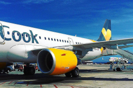 Thomas Cook flight growth in Palma