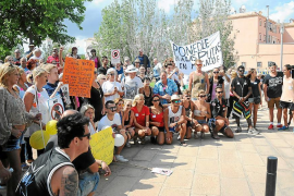 More protests against Magalluf prostitutes