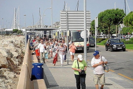 "Excursions coaches add to Palma ""saturation"""