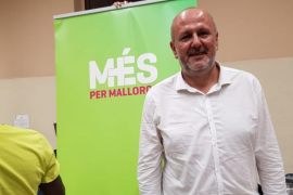 Ensenyat will be Més candidate for Balearic presidency
