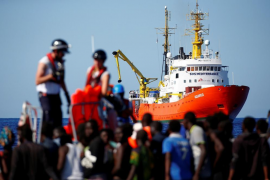 Balearics on stand-by to assist Aquarius migrants