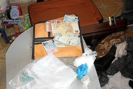 Nigerian drugs gang smashed in centre of Palma