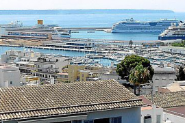 No room in the Port of Palma
