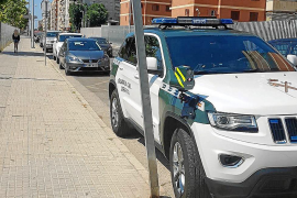 Guardia Civil now using mini speed radar traps