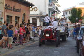 Fiestas in Majorca: 2-8 July