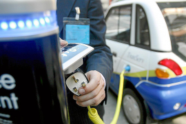 Tourist tax to fund electric vehicle charging stations