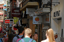 No more new hotels to be permitted in the centre of Palma