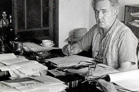 World premiere  coincides with Robert Graves Conference