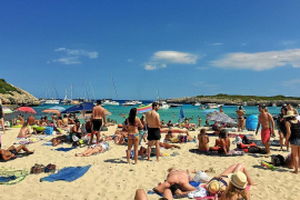 Car parks for out-of-the-way beaches