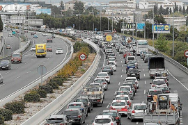 Traffic problems are Palma's number one concern