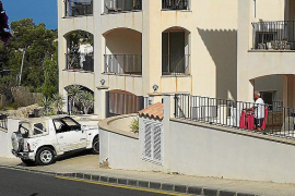 Cala Llamp illegal apartments being used as holiday rentals