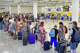 Over fifty Ryanair flights cancelled because of strike