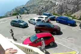 """""""Communication problem"""" led to cars at Formentor lighthouse"""