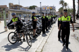 Palma spends more on citizen security than other Spanish cities