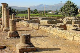 Tourist tax project for extending Pollentia excavations