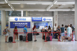 Ryanair strike will affect the Balearics on Friday