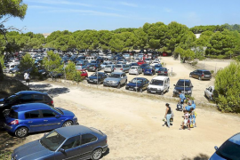 Demand for an end to Es Trenc car parking chaos