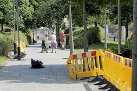 Town hall to improve Palma's Parc de ses Estacions