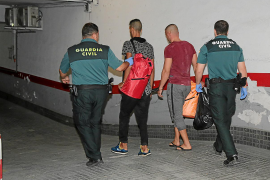 Forty-three illegal immigrants detained by the Guardia Civil