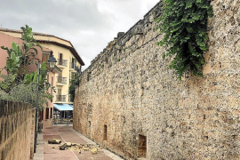 Town hall advised to assess Alcudia walls' risk