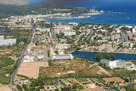 Alcudia hotels affected by definition of wet zones