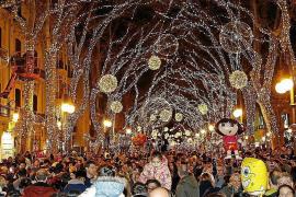 Palma Christmas lights switch-on on 22 November