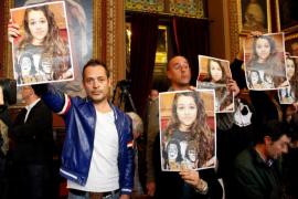 Missing schoolgirl's father arrested after violent incident
