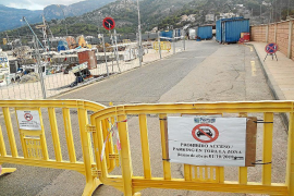 Puerto Soller losing 160 parking spaces